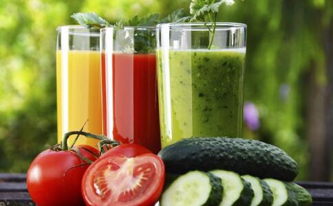 人体排毒时间表 排毒吃哪些食物好 排毒的食物有哪些