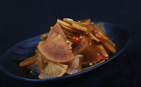 美味爽口的麻油萝卜怎么做 麻油萝卜有什么功效 麻油萝卜怎么做好吃