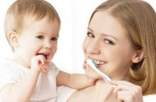 宝宝需要刷牙吗?什么开始好?