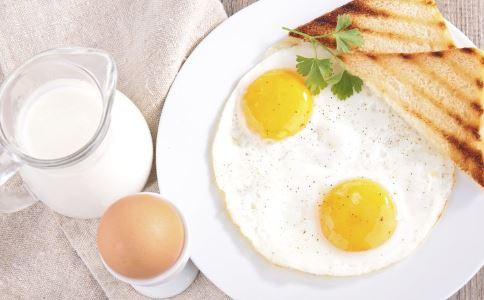高蛋白早餐减肥 哪些食物富含高蛋白 高蛋白早餐食谱做法