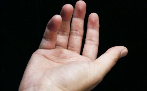 从手掌反射区看五脏健康 从手掌看健康 从手掌知健康