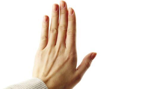 从指甲知健康 看指甲知健康 看指甲知疾病