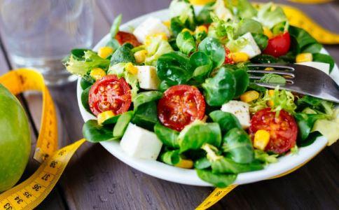 蔬菜瘦身餐 怎么自制瘦身餐 自制瘦身餐食谱