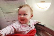 宝宝多大能坐火车和飞机 乘坐要注意什么
