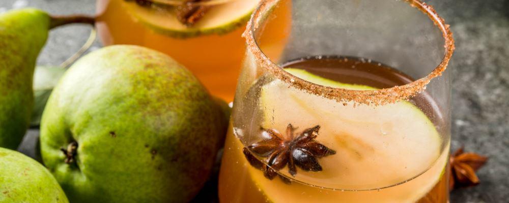 木瓜香梨茶怎么做 秋季润肺止咳吃什么好 润肺止咳茶怎么做