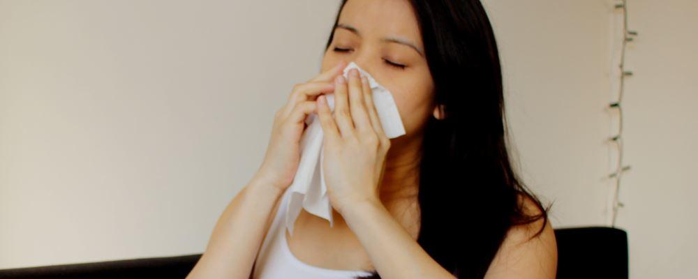 造成孕妇感冒的原因 孕妇感冒对胎儿有影响吗 孕妇感冒吃什么好