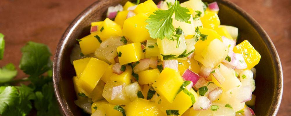 春季吃菠萝的好处 春季吃菠萝有什么好处 春季吃菠萝有啥好处