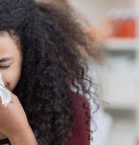春季赏花 小心引发过敏性哮喘