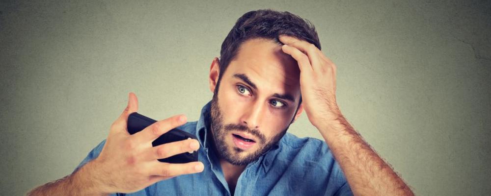男性工作压力大会脱发吗 男性脱发的原因有哪些 男性脱发的症状是什么