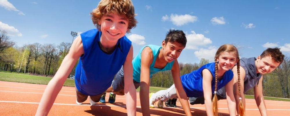 儿童做什么运动减肥 儿童减肥运动 儿童适合做什么运动