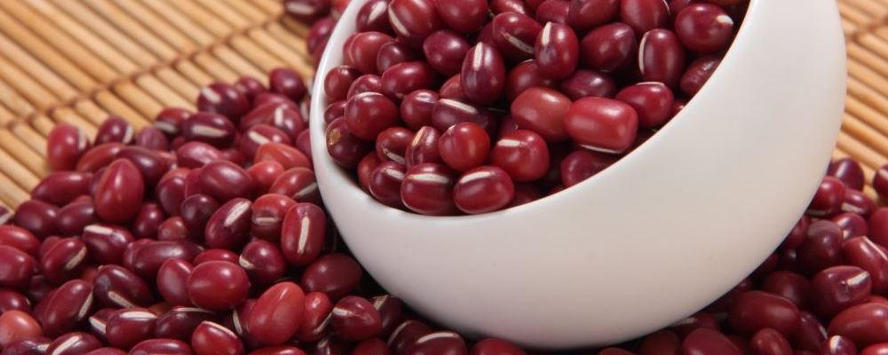 红豆怎么吃才能减肥 红豆减肥食谱有哪些 为什么红豆可以减肥