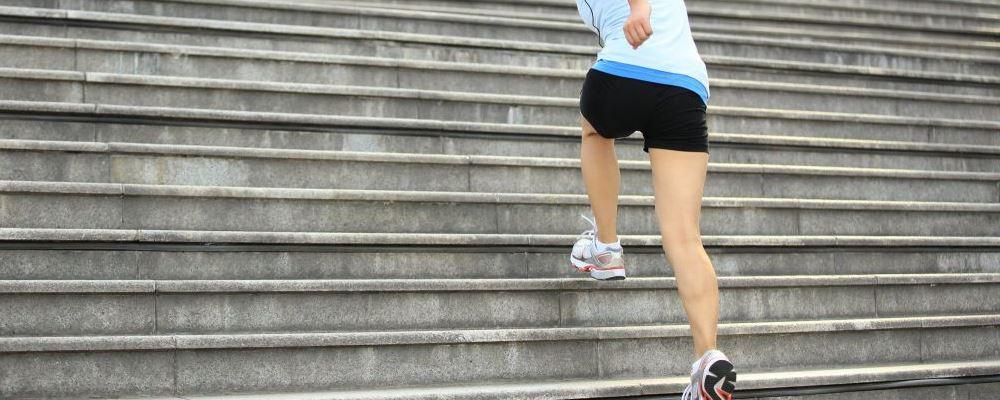 爬楼梯可以减肥吗 爬楼梯减肥要注意些什么 爬楼梯减肥的好处