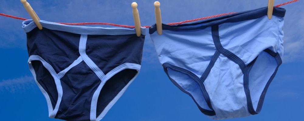 如何选择男士内衣和如何清洗它们更干净。