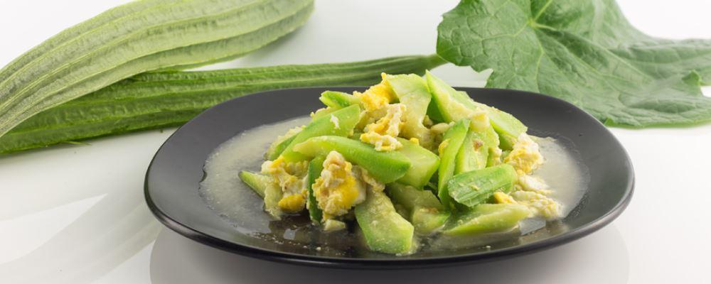 秋季适合吃什么瓜 吃丝瓜有哪些好处 怎么炒丝瓜不会变黑
