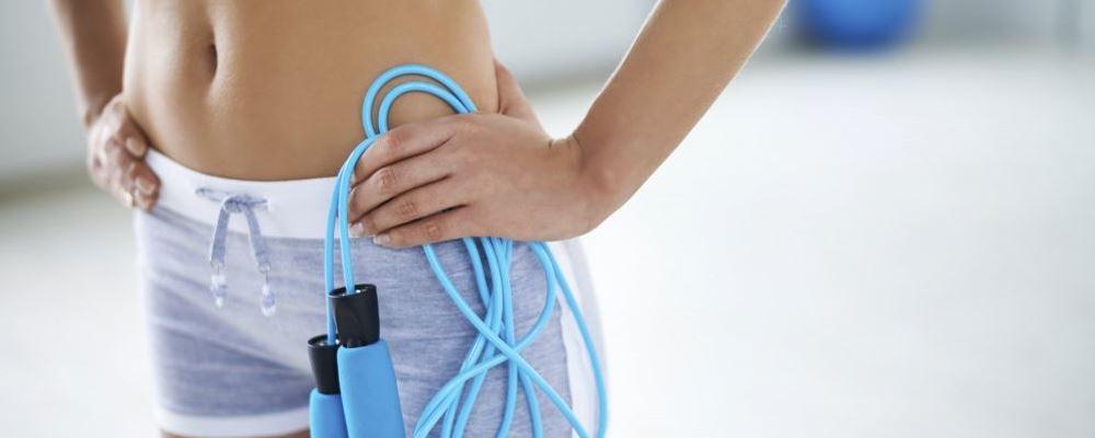 怎么跳绳瘦身 跳绳的好处有哪些 怎么跳绳减肥
