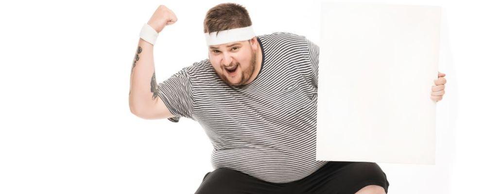 中年男人减肥注意事项 中年男人如何减肥 中年男人如何快速减肥