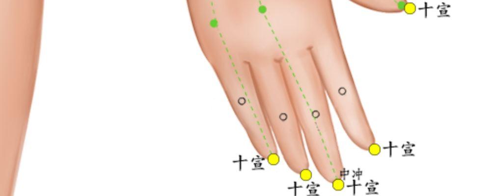 按摩十宣穴位的作用 按摩十宣穴位的好处 按摩十宣穴位的功效