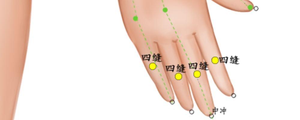 按摩四缝穴位的作用 按摩四缝穴位的好处 按摩四缝穴位的功效