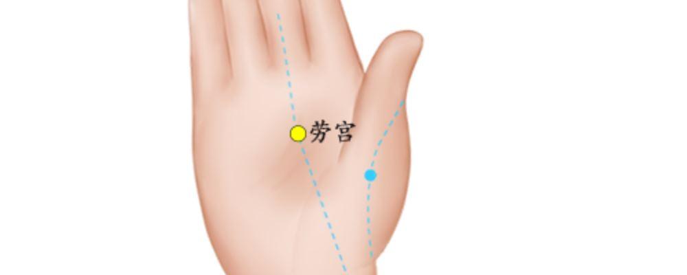 按摩外劳宫穴位的作用 按摩外劳宫穴位的好处 按摩外劳宫穴位的功效