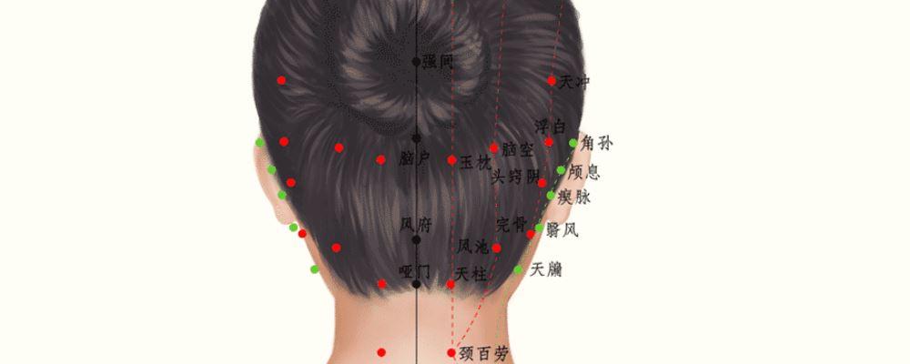 按摩脑户穴的作用 按摩脑户穴的功效 按摩脑户穴有什么作用