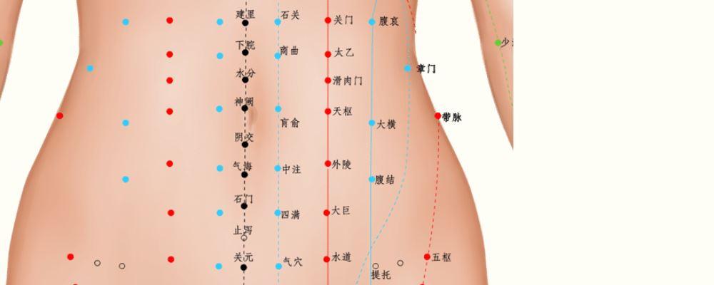 天枢穴的作用 天枢穴位的作用 天枢穴