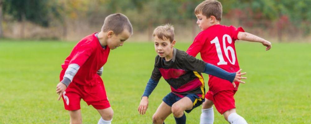 做什么运动能长高 这5项运动很适合孩子