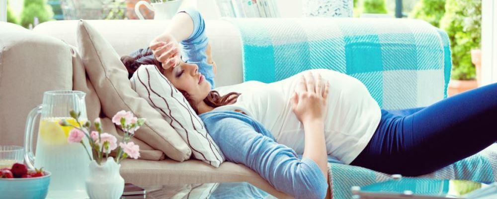 怀孕后睡不好怎么办 怀孕后睡不好的解决方法 怀孕后睡不好的原因