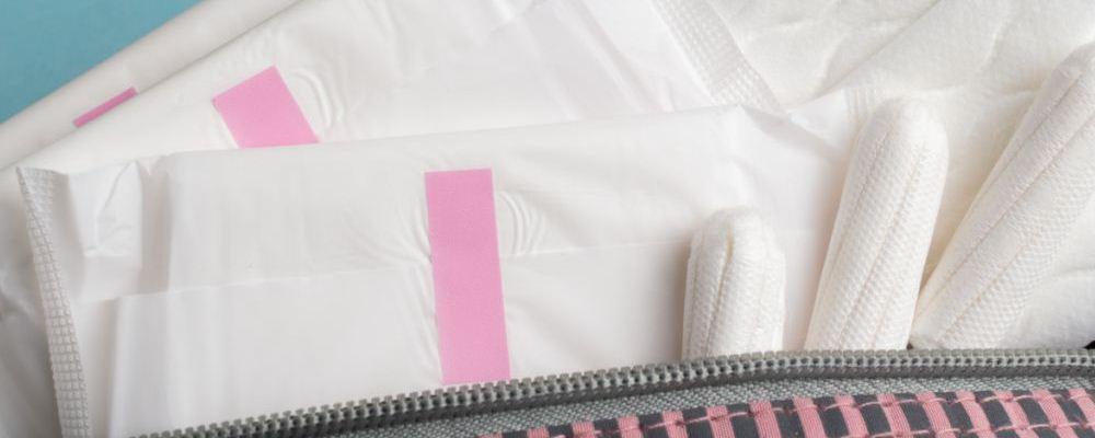 月经一整天就几滴还要换卫生巾吗 月经期如何保持卫生 月经期更换卫生巾的频率