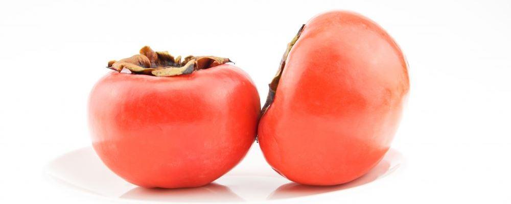 秋季吃柿子的好处 空腹能吃柿子吗 吃柿子会得结石吗