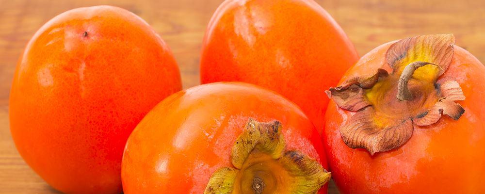天价柿子2个5万元 吃柿子要注意哪些事项 吃柿子的好处有哪些