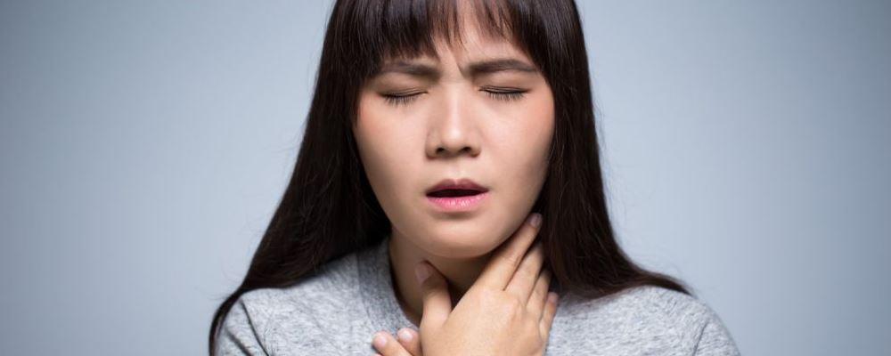 喉咙痛怎么回事 喉咙痛怎么办 喉咙痛如何治疗