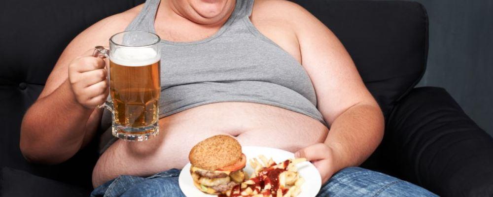 有钱人发福率更低 怎么减肥有效果 肥胖的危害有哪些
