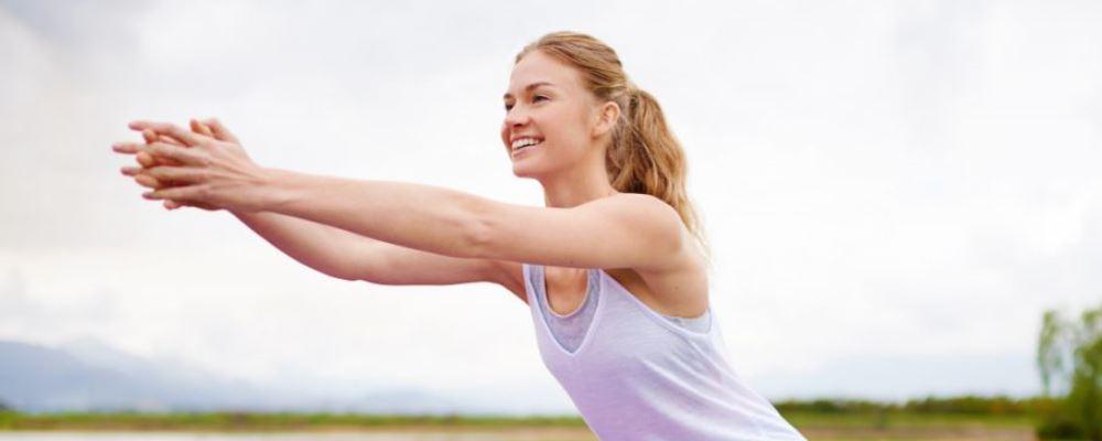 手臂减肥最有效的方法 手臂上怎么减肥最快 手臂太粗如何减