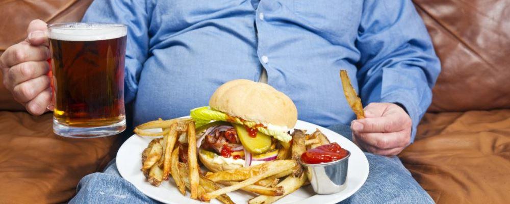 购车五年后的新车主平均胖20斤 导致肥胖的原因有哪些 肥胖的原因