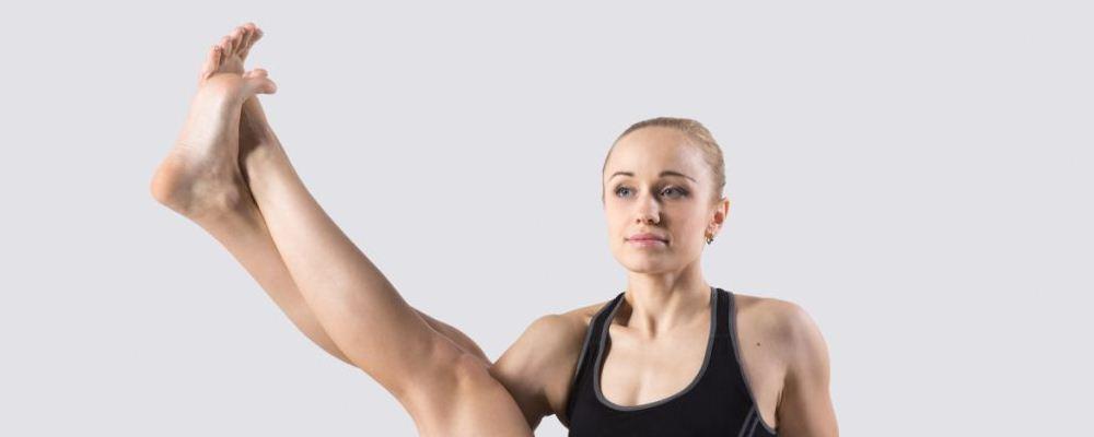 腿粗的人不能减肥是有原因的。