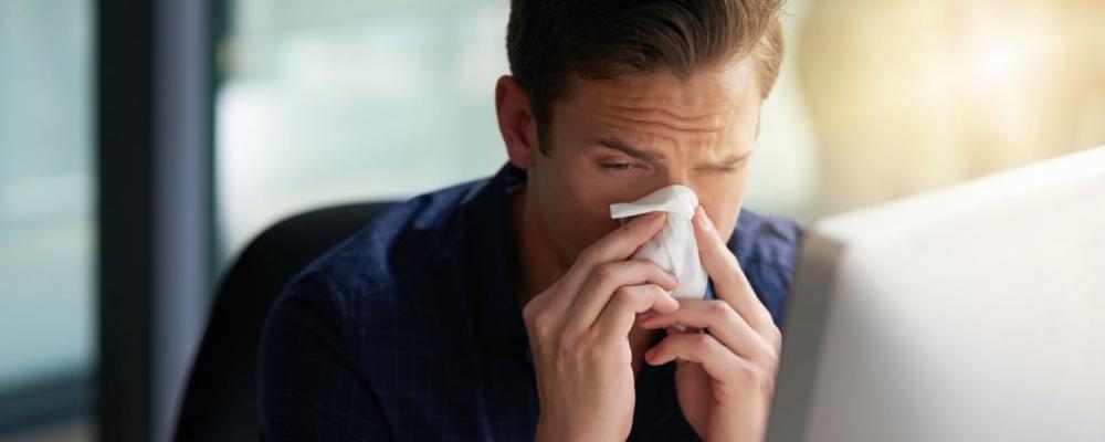 吃热的东西就流鼻涕是怎么回事 吃热的流鼻涕需要治疗吗 流鼻涕怎么办