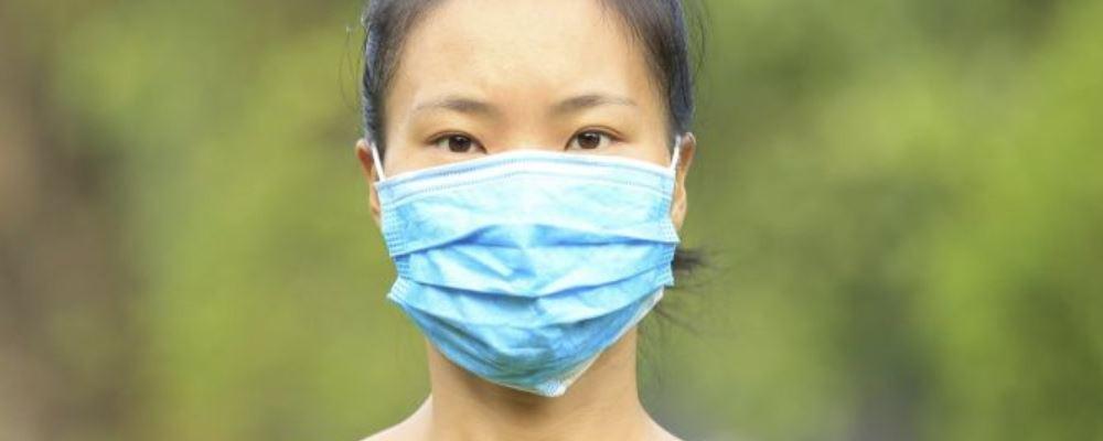 非洲蝙蝠身有什么病毒 新冠肺炎怎么预防 科学佩戴口罩指引