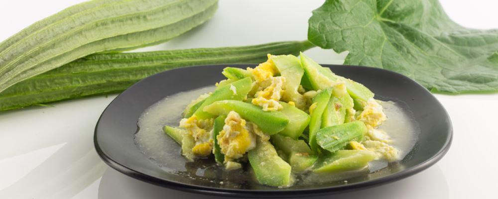 丝瓜的功效有哪些 丝瓜有哪些吃法 丝瓜怎么储存