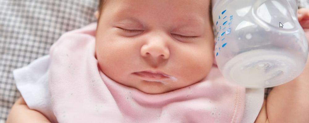 为什么宝宝吃奶粉不消化 宝宝如何正确吃奶粉 宝宝吃奶粉不消化的表现