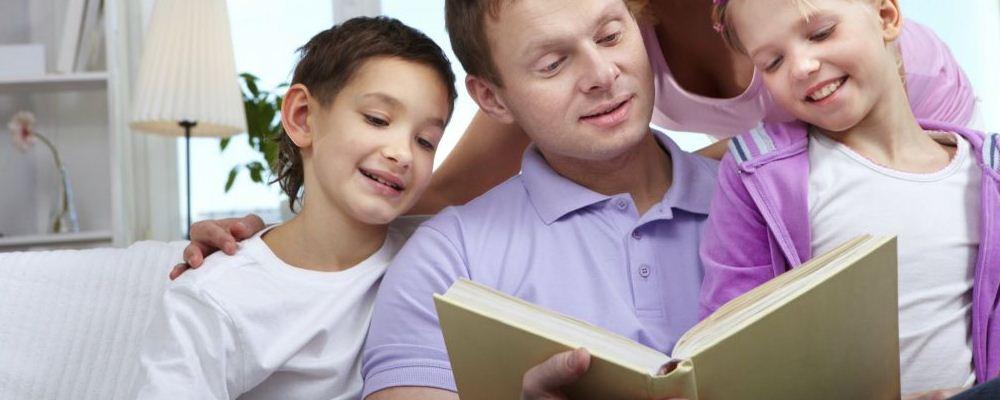 为什么孩子不爱读书 家长讲故事不生动会影响到孩子吗 孩子不爱读书时因为被强迫吗
