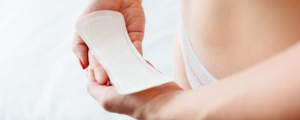 月经期外阴总发痒 或许与卫生巾质量有关