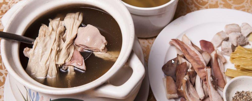 女人怎么做才能有好气色 吃什么可以养好气色 山药猪肚汤怎么做