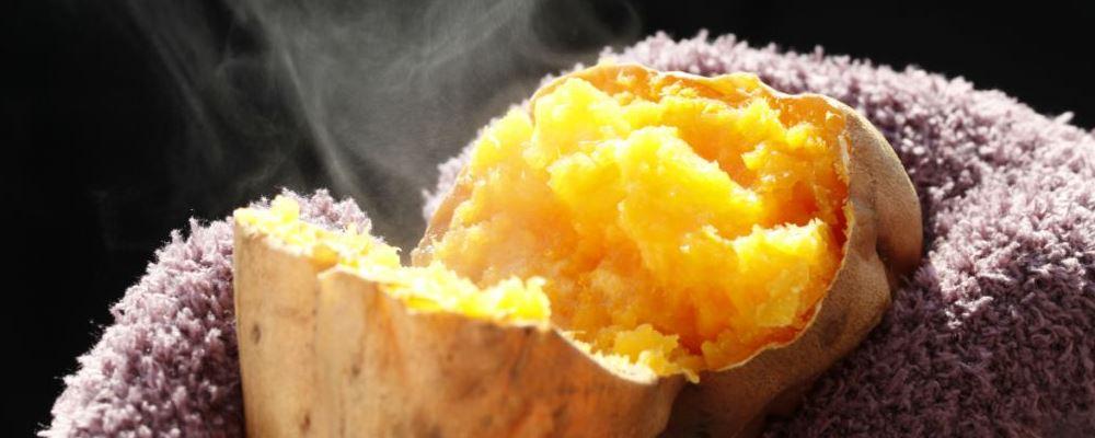 红薯热量低吗 红薯能减肥吗 红薯减肥食谱做法