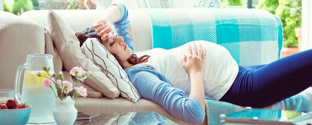 女性孕晚期要注意什么 孕晚期注意事项 女性孕晚期需注意的禁忌