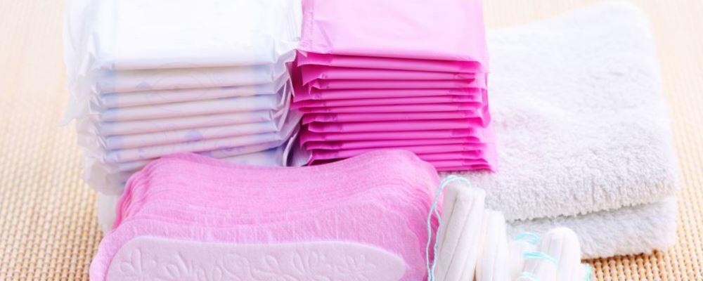 网上购买卫生巾安全吗 如何正确选购卫生巾 怎样挑选卫生巾