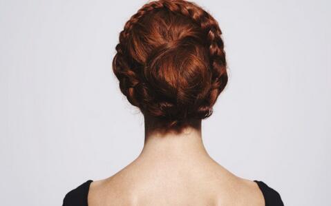 时尚发型 发型DIY 女人味发型