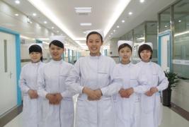 北京军海医院走廊