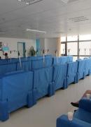 北京军海医院输液室