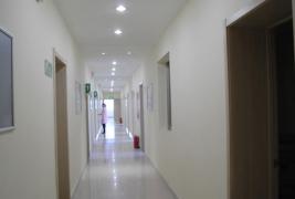 北大阳光男科科室走廊
