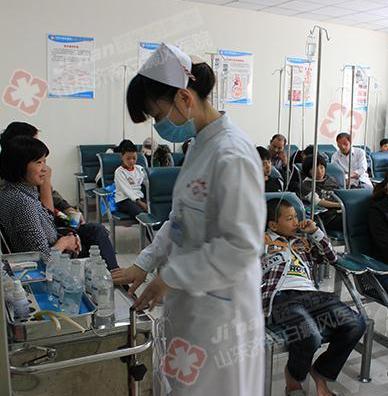 济南白癜风医院输液处
